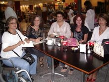 CINCO POETAS formaron parte de Wallada 5 en 2002