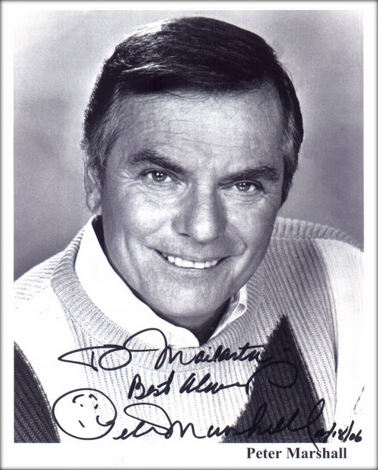Peter Marshall
