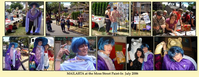 Mailarta at Moss Street