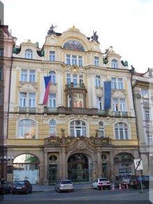 Ayuntamiento de Karlovy Vary