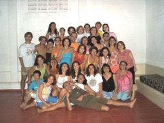 TURMA ESCOLA DE BIODANÇA/2006