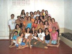 TURMA ESCOLA DE BIODANÇA/2006