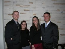 Me, Julie, Hayley, and Jeff (before married)
