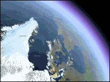 Apa bener bumi itu sebulat telor?