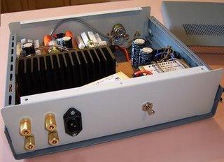 DIY Class A MOSFET Amplifier