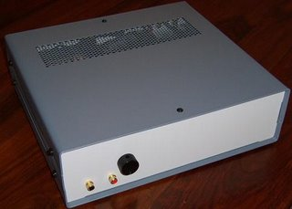 Single Ended Class A MOSFET Amplifier