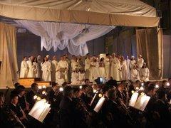 """Esecuzione dell'Opera """"NABUCODONOSOR""""                       (Lecco 16 Luglio 2005)"""