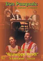 """Esecuzione dell'Opera  """"DON PASQUALE""""    ( Lecco, 8 Luglio 2003)"""
