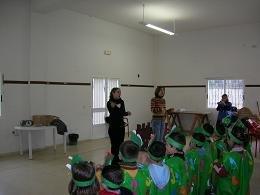 Cantando con Martina e Raquel