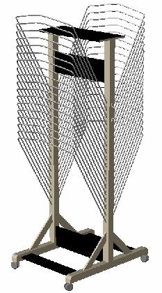 Shirt Rack (patent pending)