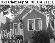 858 Chenery St.