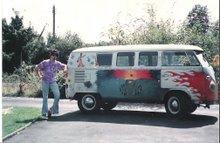 Me and my van