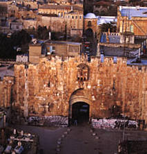 Jerusalem Sheep Gate