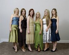 Hayley and the Celtic Woman!