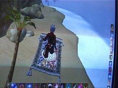 Gnossiz' flyvende tæppe