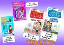 Buku-Buku Tulisan Amin Idris
