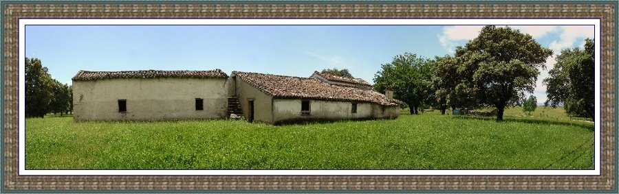 CANDELEDA - Casas de labor en Los Tomillares