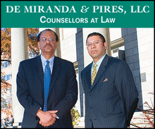 DE MIRANDA & PIRES, LL - COUNSELORS AT LAW - ADVOGADOS