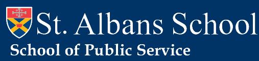 School of Public Service Blog