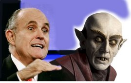 Image result for Giuliani vampire