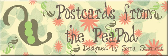 Post Cards from the Pea Pod