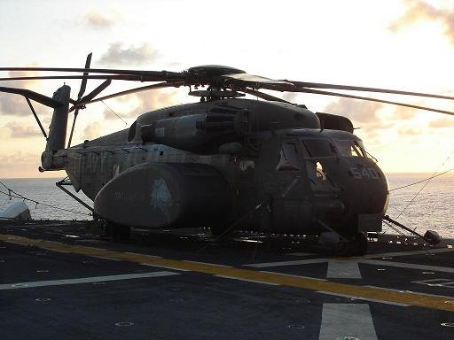 The Mighty MH-53