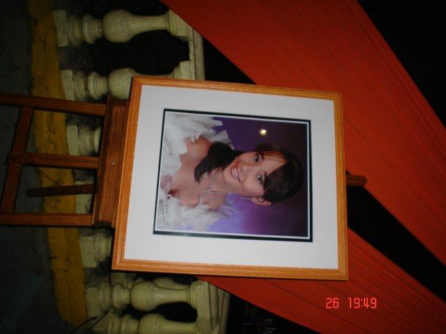 Festa da Carol Taketomi no clube dos magistrados - jan/07