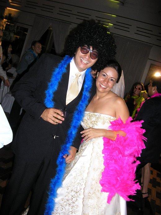 Casamento - Alysse e Paulo - dez/06