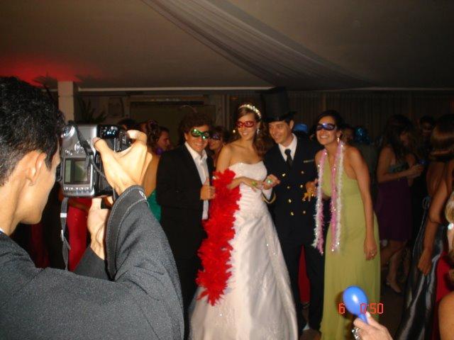 Casamento - Melissa e Wilson - mai/07