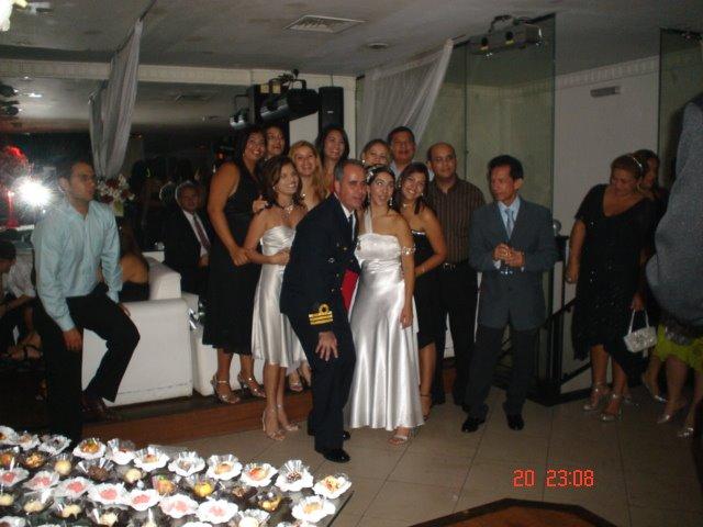 Casamento - Carmem e Paulo no Les Gens (jun/07)