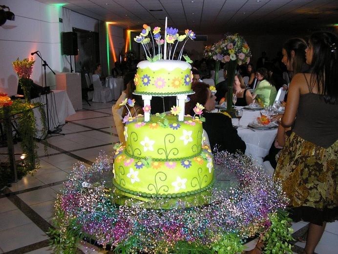 Aniversário da Ana - Bolo