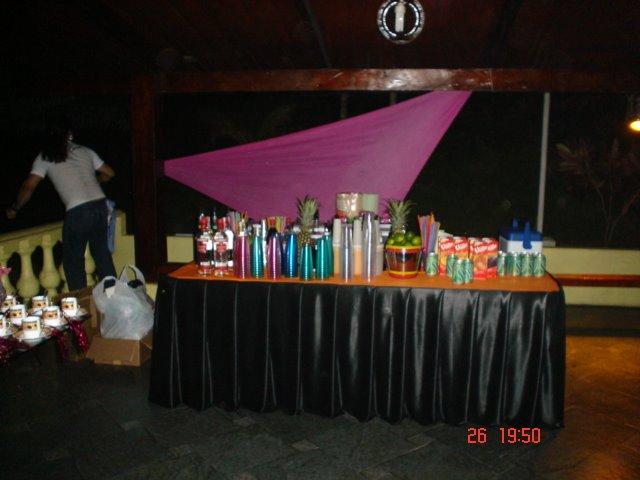 Festa a Fantasia no Clube dos Magistrados