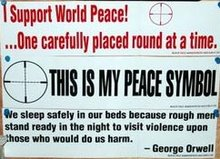Support World Peace