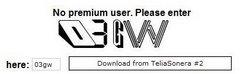 3) Esperas un tiempo, pones el código y seleccionas download