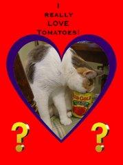 I love tomatoes!