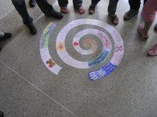 El Espiral en construcción...