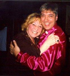 Cristina Becker Hoffman y Daniel Guzmán