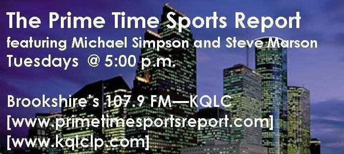 The Prime Time Sports Report