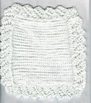 Lacy Wash cloth
