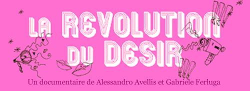 La révolution du désir