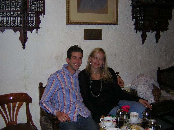 Naguib Mahfooz cafe