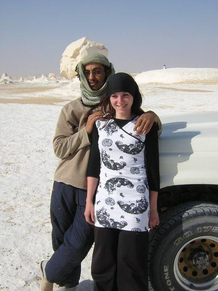 Mohammed en Suzanne
