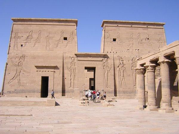 Tempel van Philae