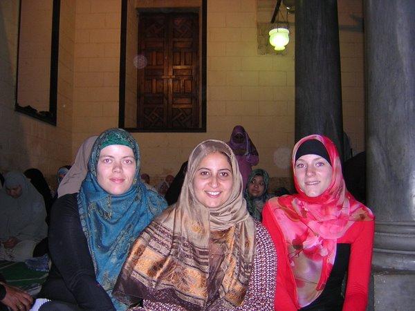 Bidden in al Azhar