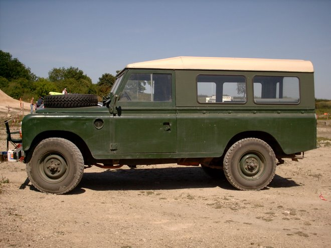 My Real Landrover