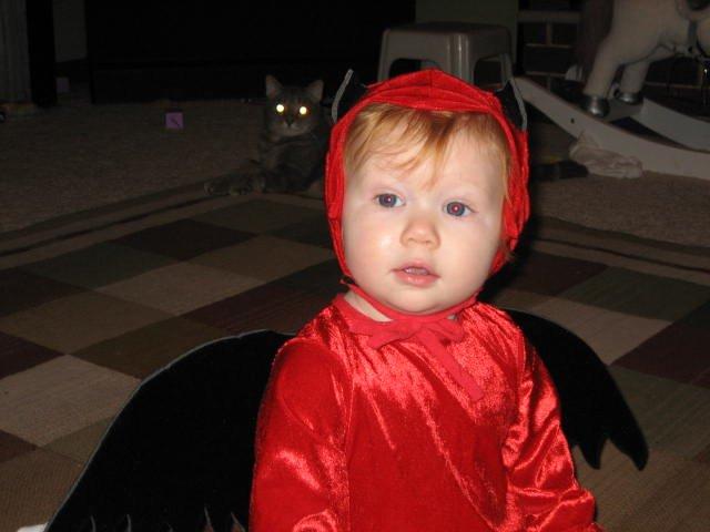 Davey's Halloween 2006