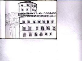 rome. Palazzo Venezia