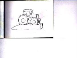 udine. tractor
