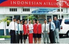 Indonesian Airlines Jogjakarta