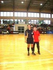 Dardo Viñas y Claudio Frino en Hurlingham 2 amigos.
